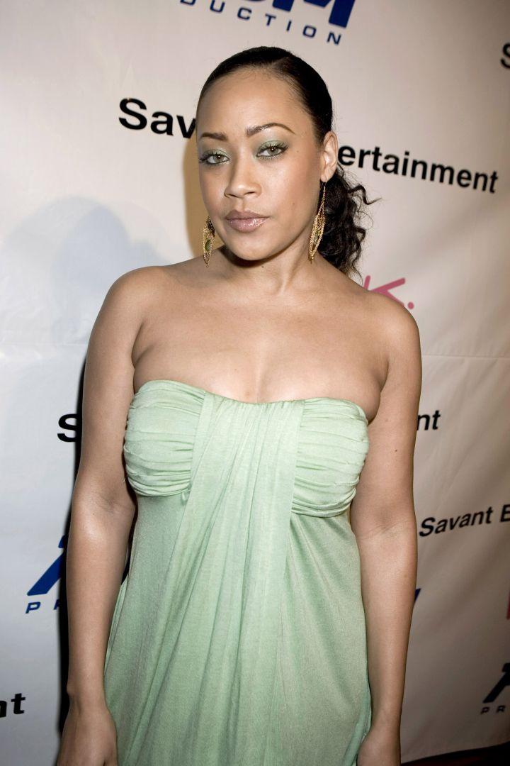 Former Destiny's Child member Farrah Franklin