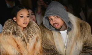 Chris Brown & Karreuche