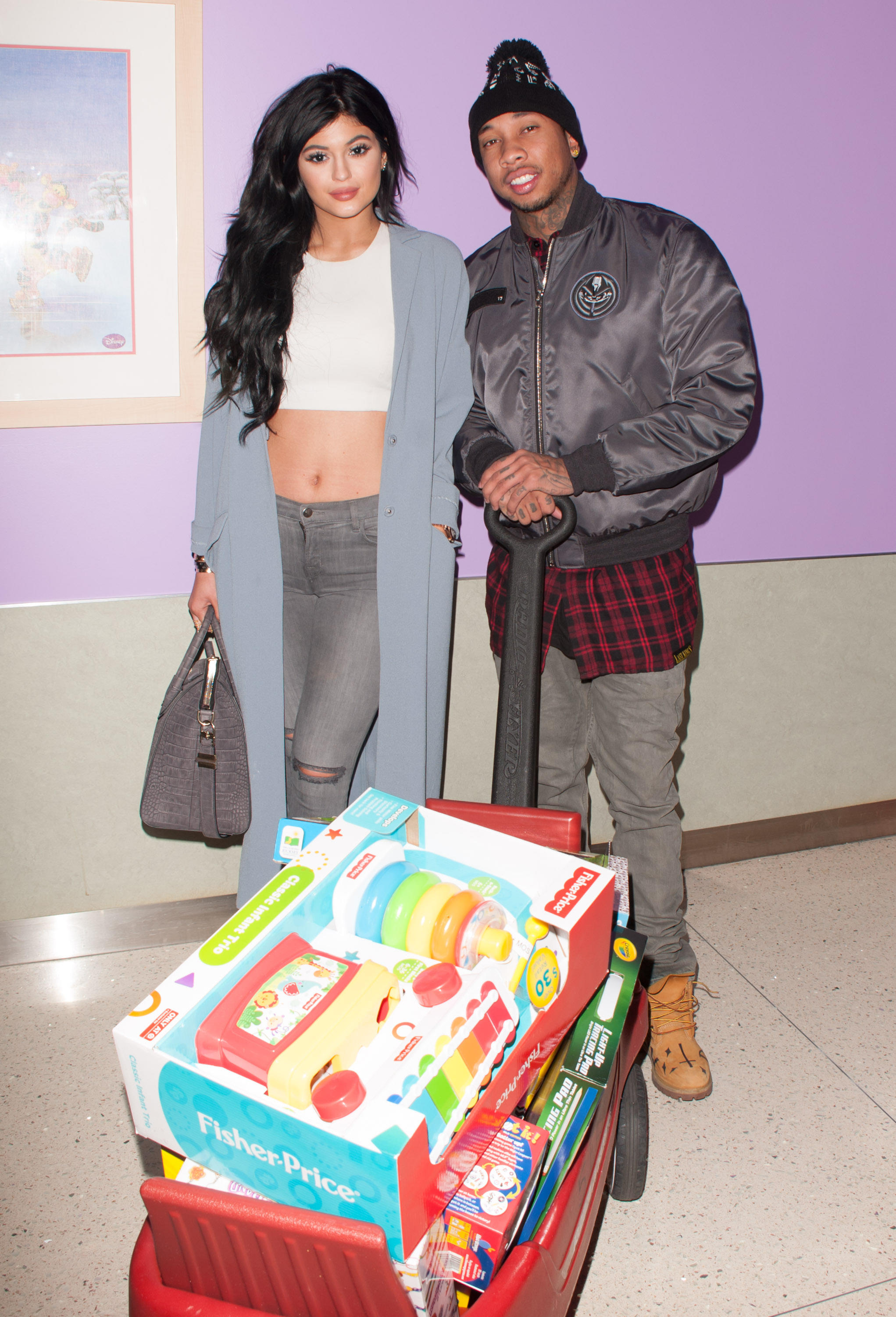 Tyga Caught Cheating On Kylie Jenner With Brazilian Video