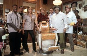 Ice Cube, Barbershop,