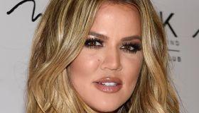 Khloe Kardashian Appearance At 1 OAK Nightlcub