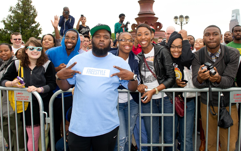 Philadelphia Mayor Michael Nutter & Jay-Z Announce The Budweiser Made In America Music Festival