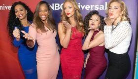 2016 Winter TCA Tour - NBCUniversal Press Tour - Arrivals