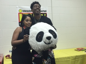 Desiigner and Paris Nicole