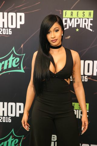 BET Hip Hop Awards 2016 - Green Carpet