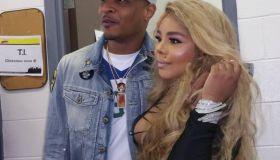 TI and Lil Kim