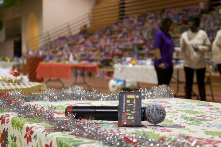 Radio One Richmond Holiday Toy Drive