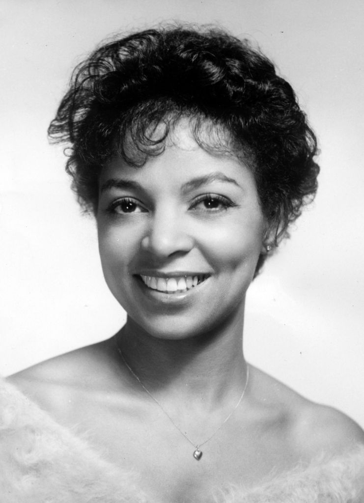 Ruby Dee Portrait