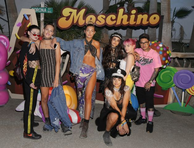 King, Creators of Candy Crush, Partner with Moschino's Late Night Hosted by Jeremy Scott at Coachella 2017