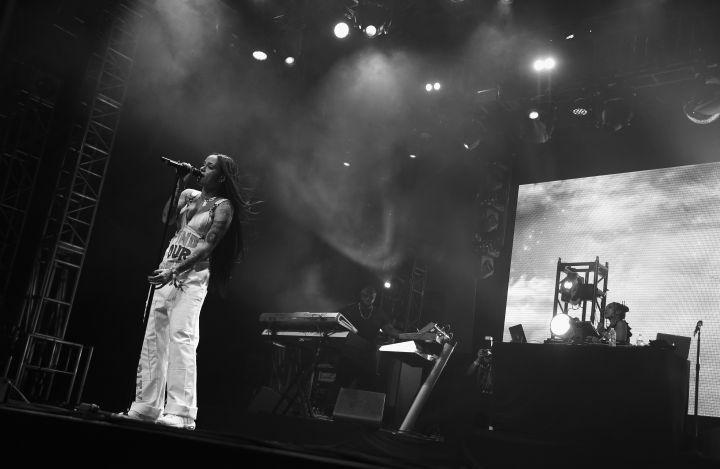 On-Stage Coachella 2017
