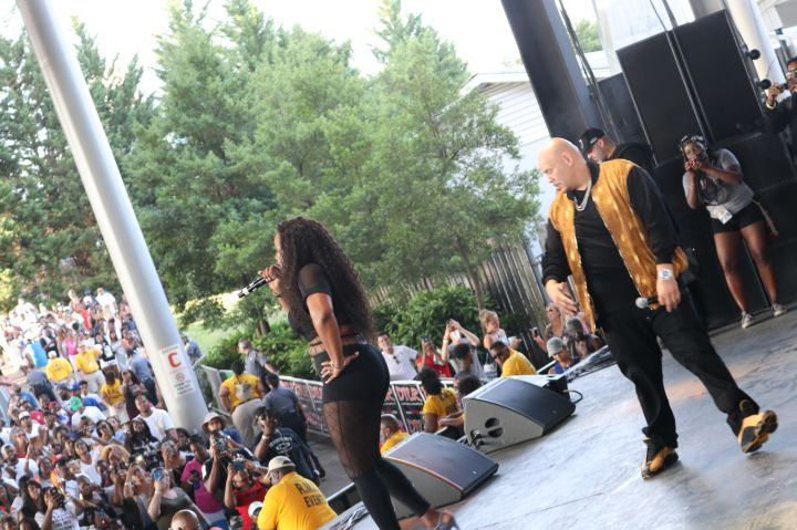 Fat Joe & Remy Ma - Stone Soul RVa