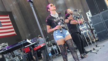 Letoya Luckett at Stone Soul Photos by Kecia