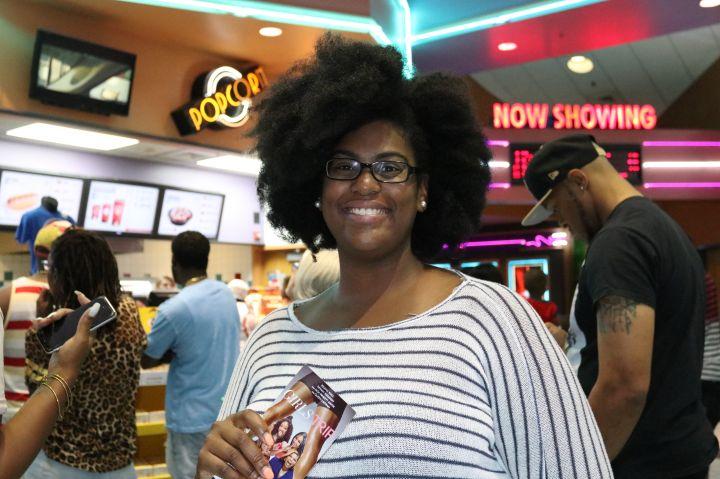 Private 'Girls Trip' Movie Screening!