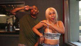 Cardi B & Yonni Rude