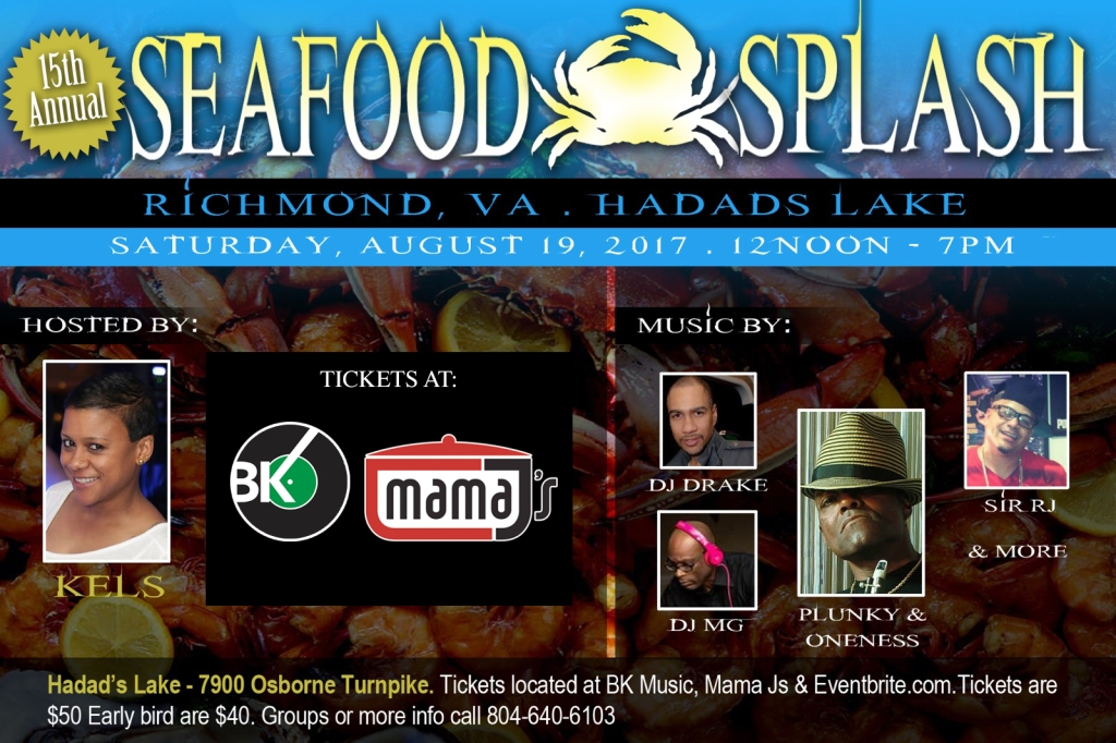 Seafood Splash