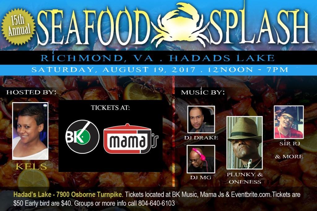 Seafood Splash