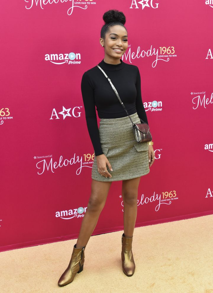 Premiere Of Amazon Studios' 'An American Girl Story – Melody 1963: Love Has To Win' – Arrivals