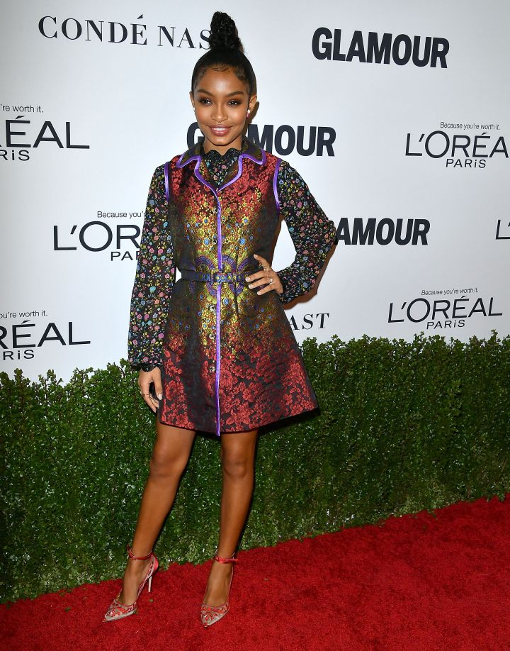 Glamour Women Of The Year 2016 – Arrivals