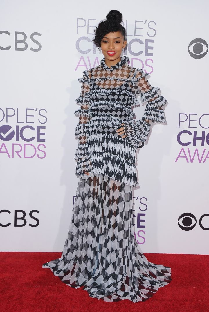 People's Choice Awards 2017 – Arrivals