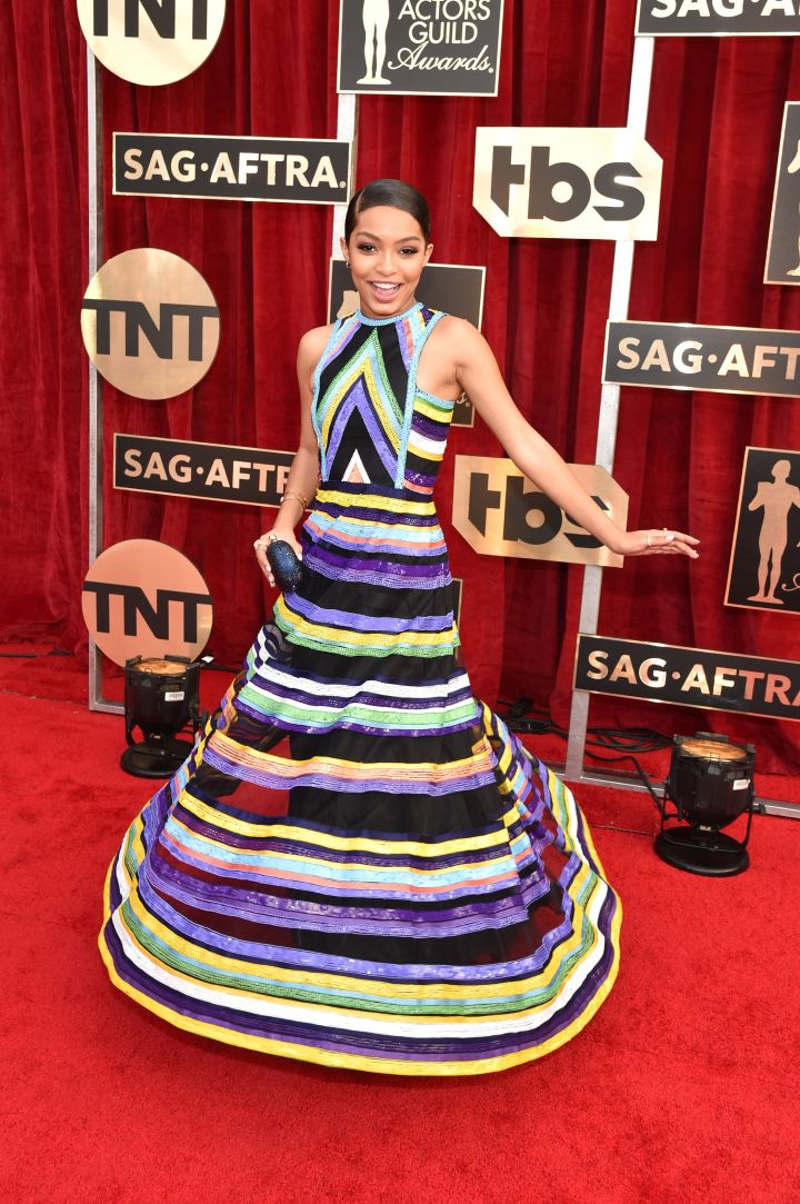 23rd Annual Screen Actors Guild Awards – Red Carpet