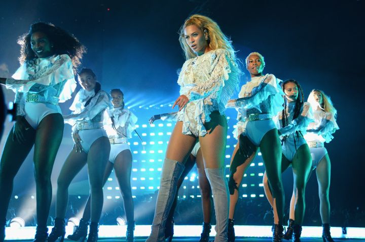 Beyonce 'The Formation World Tour' – Santa Clara