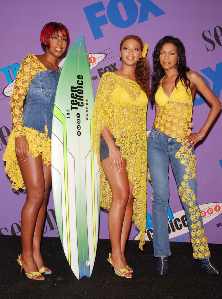 The Teen Choice Awards 2001