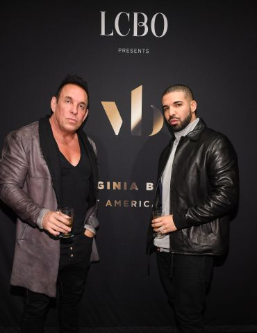 Drake Hosts The Canadian Pre-Launch Of Virginia Black Decadent American Whiskey