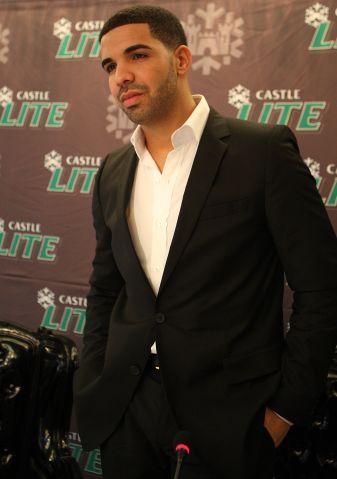 Drake in SA