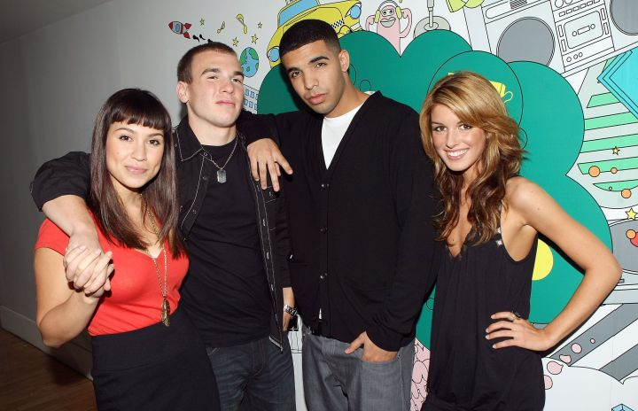 MTV TRL Presents The Cast Of DeGrassi High
