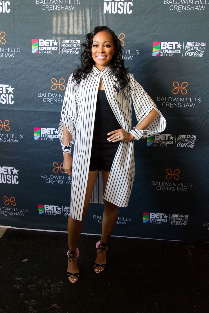 BET Experience At L.A. Live Presented By Coca-Cola Kick-Off Concert