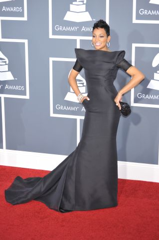USA - 53rd Annual Grammy Awards - arrivals