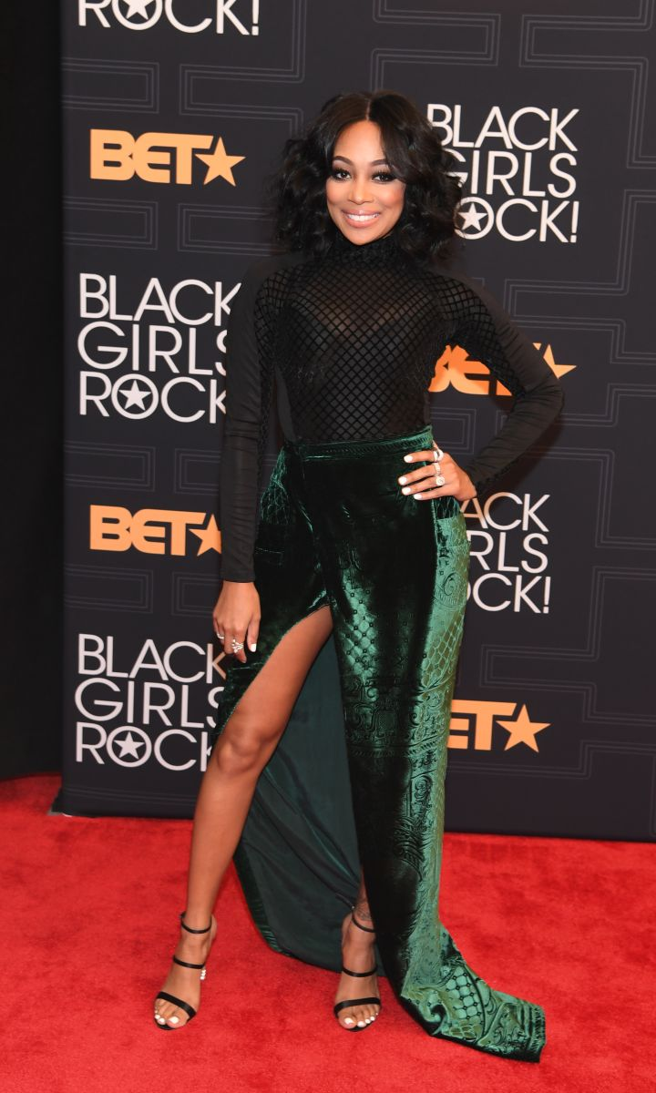 Black Girls Rock! 2016 – Arrivals