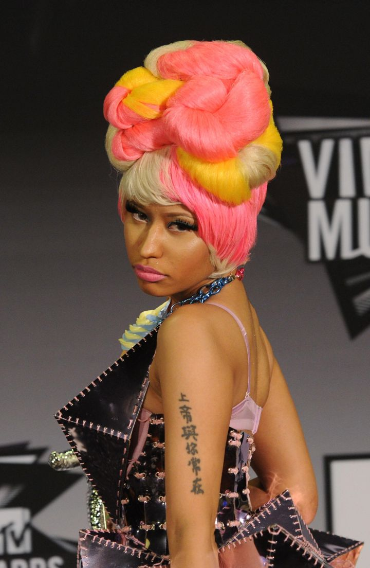 2011 MTV Video Music Awards – Press Room