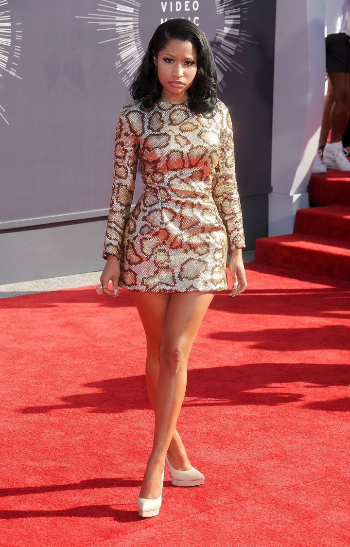 2014 MTV Video Music Awards – Arrivals