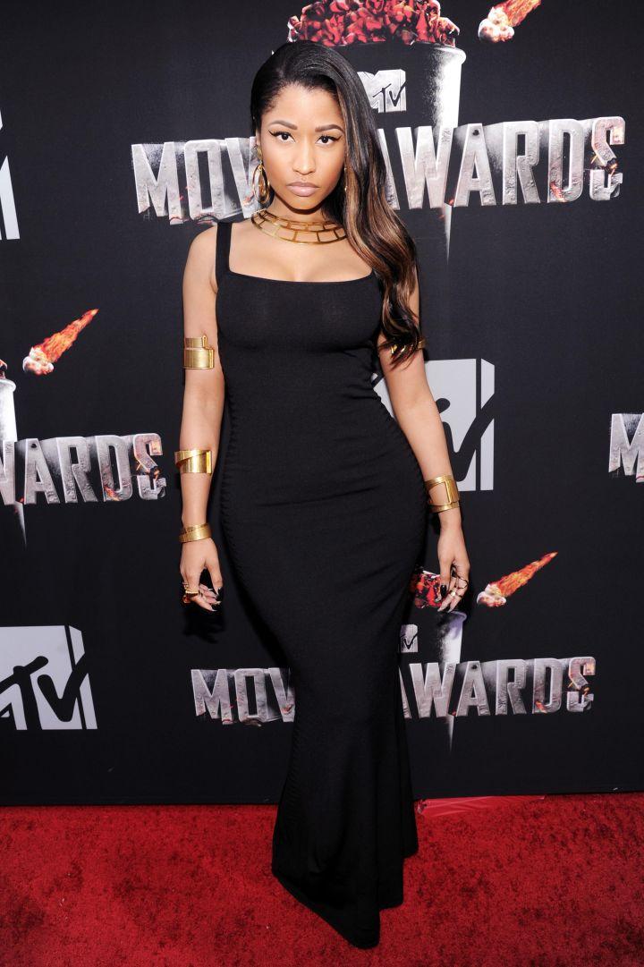 2014 MTV Movie Awards – Red Carpet
