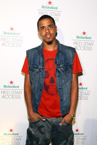Heineken Red Star Access Presents Roc Nation In New York Featuring J. Cole and DJ Nice