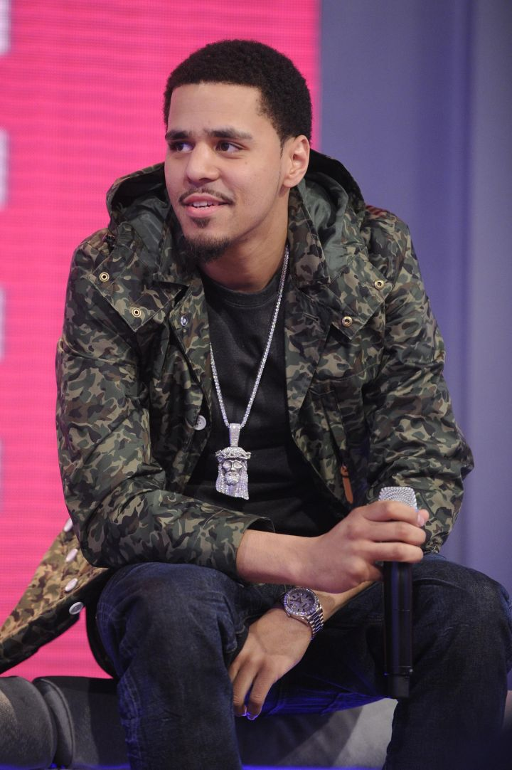 Fabolous, J. Cole and Tyga Visit BET's 106 & Park