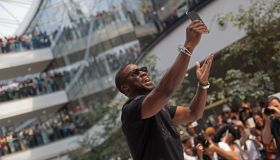 The Kevin Hart Press Conference in South Africa