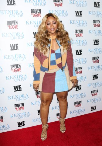 WE tv Celebrates The Premiere Of 'Kendra On Top' And 'Driven To Love' - Arrivals