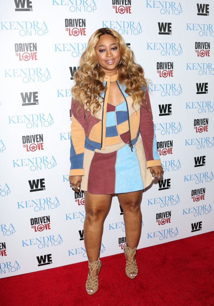 WE tv Celebrates The Premiere Of 'Kendra On Top' And 'Driven To Love' – Arrivals