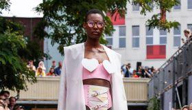 Marina Hoermanseder - Show - Berlin Fashion Week