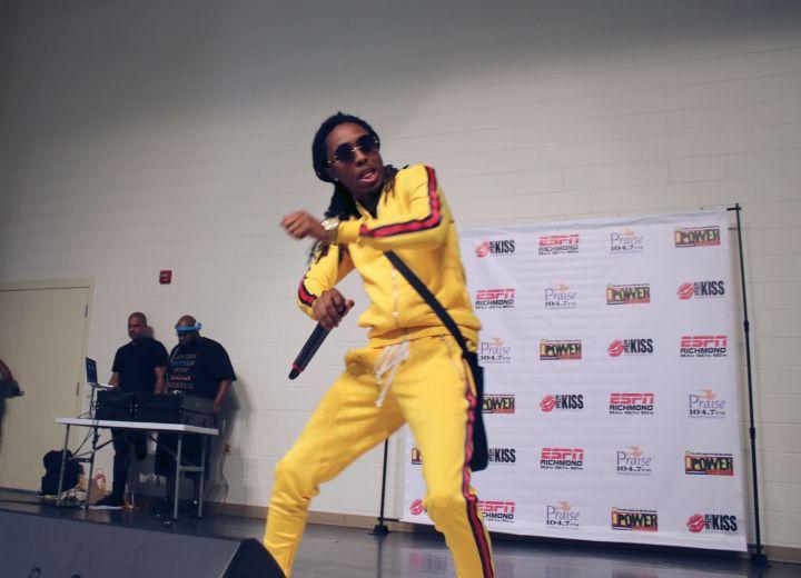 Prep For Success 2018 — TK Kravitz Performs