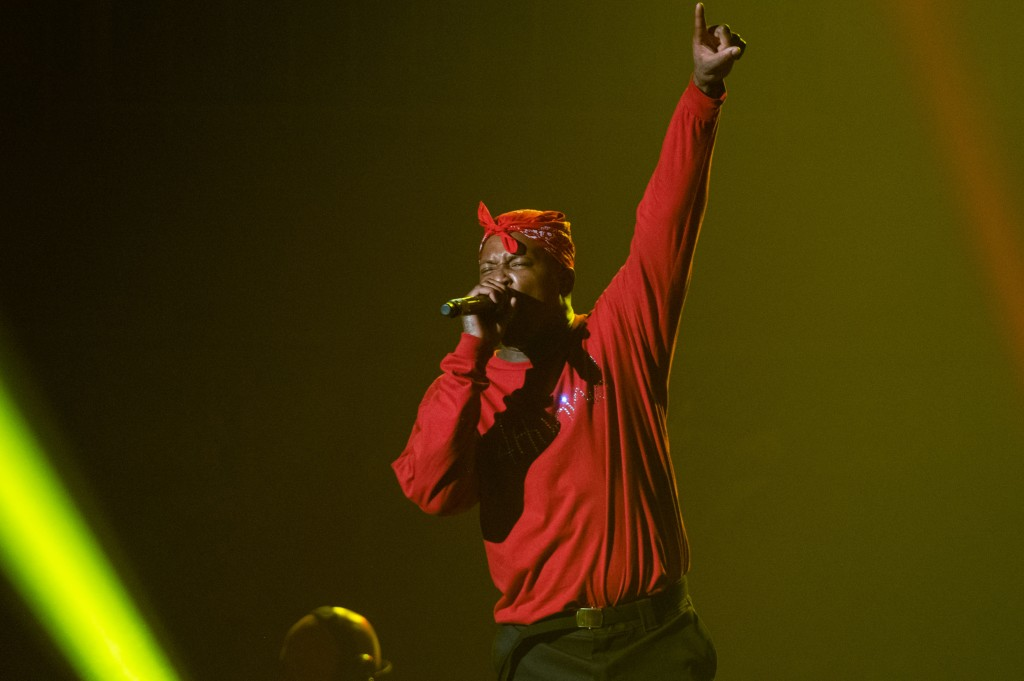 YG Hosts Album Release Concert And 4Hunnid Fashion Show For New Album 'Stay Dangerous'