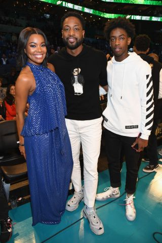 Celebrities Attend The 2019 NBA All-Star Saturday Night