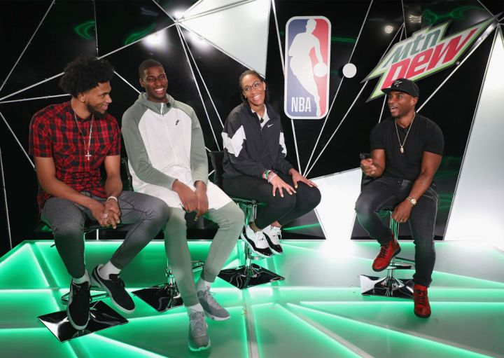 Mtn Dew ICE Brings Fans Closer Than Courtside At Courtside Studios During All-Star Weekend 2019 - Day 1