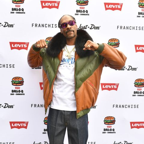Levi's® All-Star Weekend Ball-B-Q With Just Don And Snoop Dogg