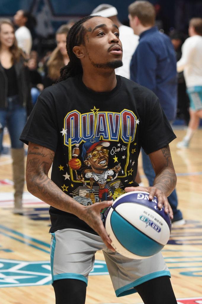2019 NBA All-Star Celebrity Game - Inside