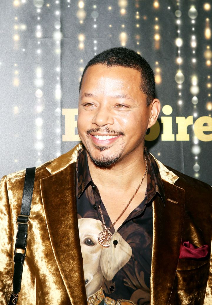 March 11 - Terrence Howard