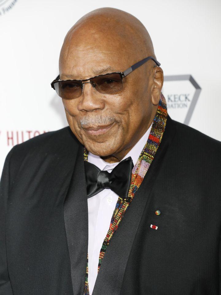March 14 - Quincy Jones