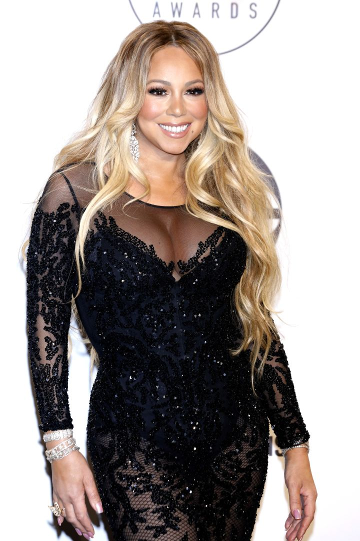 March 27 - Mariah Carey